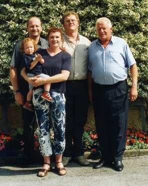 Familie Wallner